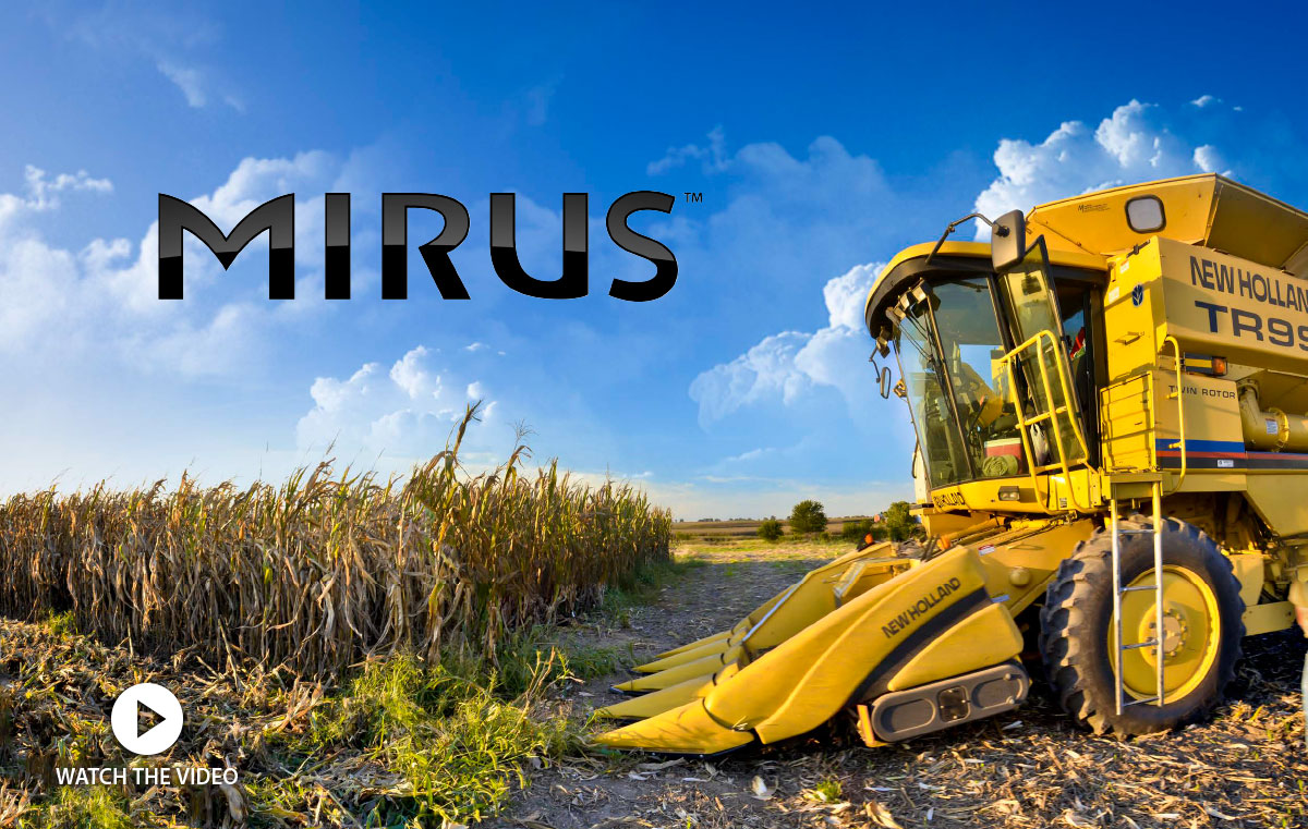 Mirus Harvest Software by Harvest Master